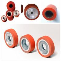 Quality silicone rubber wheels High Quality Silicon Rubber Wheel with Different Diameter wholesale