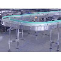 Cheap Designed Conveyor Systems / Modular Belt Conveyor Systems For Bottled Water Transportation for sale