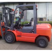 Cheap Automatic Transmission Diesel Forklift Truck With Optional Isuzu Engine for sale