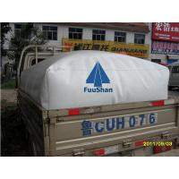 Cheap Fuushan Quality-Assured Flexible Pillow TPU/PVC Water Tank Truck Price for sale
