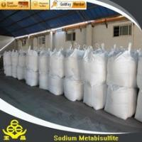 China 98.5%~99% Sodium Metabisulfite Manufacturer on sale