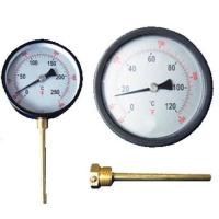 Cheap Industrial Bimetal Thermometer for sale