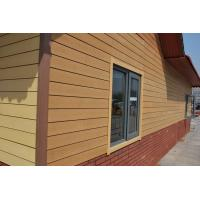 Cheap Econology Natural Wood Plastic Wpc Wall Siding Composite Outdoor Decorative for sale