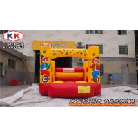 Buy cheap High-Strength PVC inflatable jumping castles / bouncy castle from Wholesalers