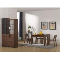 Cheap 2016 Nordic Design Small Dining room furniture by Enlargeable Tables with Chairs and Wine Cabinet for sale