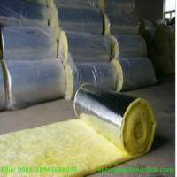Cheap 12kg/m3 25mm Glass wool blanket with Aluminium foil/Glass wool for sale