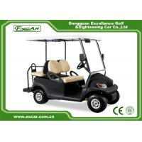 Buy cheap EXCAR Electric Golf Carts For 4 Passengers With ADC 3.7KW Motor/Trojan Battery from wholesalers