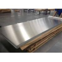 Cheap Lightweight Aluminum Sheet Metal , 4x8 Aluminum Sheet  300-2000mm Width for sale