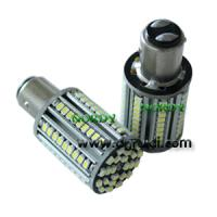 Cheap AUDI canbus  96pcs 3020SMD  Error Free LED Bulbs highest bright 1156/1157 for sale