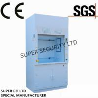Cheap Polypropylene Chemical Laminar Flow Hood with Electric Socket for lab testing for sale