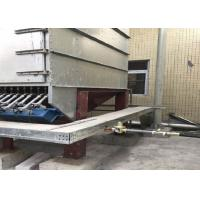 Buy cheap 7.0x1.2x2.2m Hot Dipped Galvanized Tank Zinc Tank For Continuous Galvanizing from wholesalers