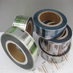 Cheap OEM Printed PVC / PET Shrink Sleeve Labels For Beverage Bottles for sale