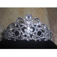China Fashion Wedding Crown for Beach Themed Wedding Accessories on sale
