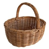 Cheap picnic basket with cooler for sale