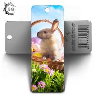 Quality Lenticular Printing Paper Plastic PET 3D Bookmark Of Animals For Gifts wholesale