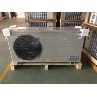 China High Temperature Water To Water Heat Pump , Electric Heat Pump For Above Ground Pool on sale