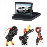 """Cheap Foldable Design Car Rearview LCD Monitor 5"""" Display In - Dash Placement for sale"""