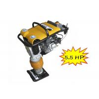 Cheap Industry 5.5HP Petrol tamping rammer gas powered tamper plate compactor wholesale