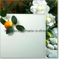 Cheap Colored Frosted Glass / Glass for Bathroom for sale