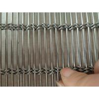 Cheap Decorative Architectural Woven Wire Mesh Stainless Steel Fatigue Resistance for sale