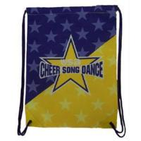 Cheap Polyester Drawstring Bag for sale