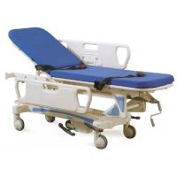 Cheap Multi - Functional Ambulance Stretcher Trolley , Hospital Medical Patient Trolleys for sale