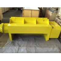 China Trolley / Fixed Type 5 Ton 18m Electric Wire Rope Hoist on sale