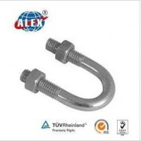 Cheap Attach Piping U Bolt with HDG Surface for sale