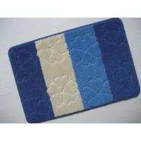 Cheap Excellent absorbtion Non-slip Floor Mats of polypropylene surface with latex backing for sale