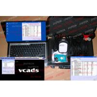 Cheap D630 laptop with Super Volvo Vcads 9998555 v2.4 + PTT For Truck Excavator Penta Diagnostic for sale