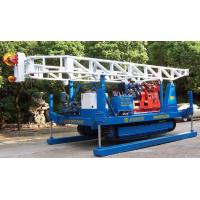 Cheap Construction Crawler drilling Rig With Two Reverse Speed Hydraulic Chuck for sale