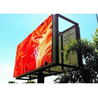 Cheap Energy Saving Outdoor Led Video Wall , P10 SMD Led Display Board For Advertising for sale