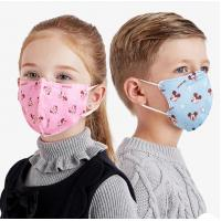 Cheap Children'S Face Mask / 3 ply ear-loop kids disposable protective face mask for sale
