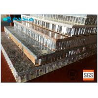 Cheap Ultra Thin Stone Honeycomb Panel For Multi Purpose Indoor And Outdoor Decoration for sale
