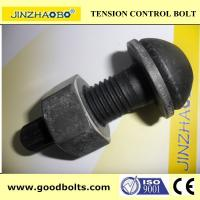 China tor shear type ASTM A325 TC bolt-made in China on sale
