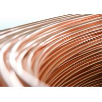 Quality Copper Coated Double Wall Bundy Tube For Compressor 25% Elongation wholesale
