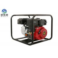 Cheap Electric Small Gas Engine Water Pumps , 2 Stroke 3 Inch Petrol Water Pump for sale