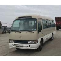 China Japan used luxury Coaster bus for sale with diesel/petrol engine at cheap price on sale