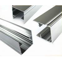 Cheap Chemically Polished Aluminum Angle Extrusion For Windows And Doors ,  ISO9001 approved for sale