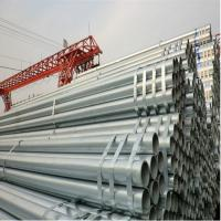 Cheap China factory price Galvanized Steel Tube for Fluid Transportation for sale