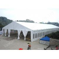 Cheap White PVC Textile Roof and Wall Outdoor Event Tent with Skeleton of Aluminum Alloy wholesale