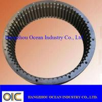 Cheap Transmission Spare Parts Ring Gear Pinion For Industrial Applications for sale