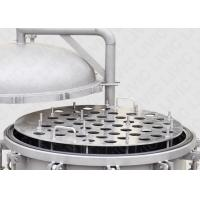 Cheap Multi Cartridge Filter Housing CF Series For Water Treatment Systems ISO9001 for sale