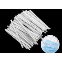 Cheap Single Metal Disposable Masks 3mm Plastic Nose Wire for sale