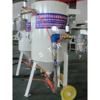 Quality Tiny Portable Abrasive Blasting Machine Remove Rust on Car Accessory Boat Part Steel wholesale