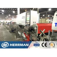 Cheap High Efficiency Cable Extrusion Line Power Cable Sheathing Machine 120mpm Max Speed for sale