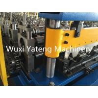 Buy cheap Adjustable SpeedDouble Layer Roll Forming Machine Mirror Polished With Quenched Treatment from wholesalers