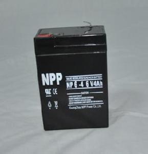 Cheap Lead Acid Battery 6V4ah for Emergency Light for sale