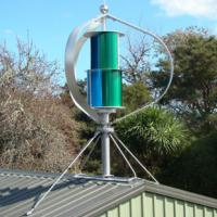 Buy cheap Residential / House Off Grid Wind Turbine Power System 600W Wind cooling from wholesalers