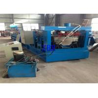 China Galvanized Steel Roofing Corrugated Sheet Roll Forming Machine 13-16 Stations Roller on sale